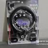 クロスバイクACR7006にサークルロック鍵を取り付けました!おすすめ・GORIN GR-920 CTB・MTB用 リング錠 ブラック