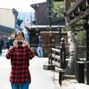 日本旅行2017年4月⑮✈白川郷飛騨高山の『古い町並み』散策⓵