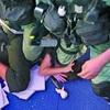 外道香港警察の少女暴行は無視か