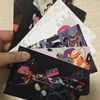 スプラトゥーン2イカすポストカードコレクションが届いた