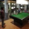インド出張記録6 aloftホテルでビリヤード