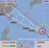 台風8号 915hPa