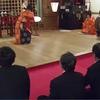 重蔵神社で春の訪れを喜ぶ舞を神様に奉納する「神主舞」が披露されました