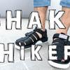 暑い夏を歩き回るために!SHAKAのアウトドアサンダルが機能的なのに!!