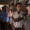 ミャンマー、言論の自由に影 スーチー氏与党批判で逮捕