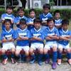 3位!FCボレイロ成田・マクドナルドキッズサッカー2013