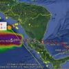 【地震】コスタリカ西沖M7.0の地震とハリケーン「オットー」の関係は?