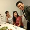 シンガポール人女子をおうちに招く