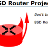 BSD Router Project