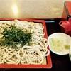 製麺所に併設『八角(やすみ)』の蕎麦・うどんが美味い。(横浜市港北区)