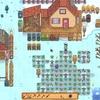 Stardew Valley 記録 1年目冬18~19日目『製粉機 建設』