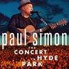 ポール・サイモン『ザ・コンサート・イン・ハイド・パーク』2CD + Blu-Ray(DVD) 発売! Paul Simon Concert in Hyde Park