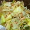 【今日のごはん】大根とキャベツのサラダを作ったけど、、、