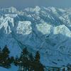 上越国境…谷川岳連峰