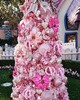 【2dayパスで行く】ディズニー・クリスマスのいろいろなクリスマスツリーを5枚写真におさめました(ディズニーランド)