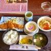 鶴亀のお昼の定食