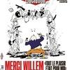 リベラシオン紙の風刺漫画家Willemが引退