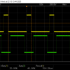 タイマー0 / Phase Correct PWMモード / Waveform Generationモード1