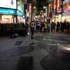 台北:西門界隈はにぎやかでした