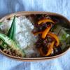 29冊目『有元葉子の「和」のお弁当』から初回は牛肉とピーマンのかき油炒め弁当