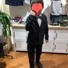 百貨店で買った子供服&靴