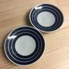 「お寿司の儀」と無印の豆皿