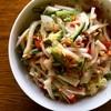 【タイ料理代用レシピ】青パパイヤ不要!簡単なのに本格的ソムタムの作り方。