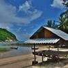 パンガン島北部をひたすら歩く~「チャロックラム ビーチ(Chalok Lam Beach)」から「メイハード ビーチ(Mae Haad Beach)」まで!!