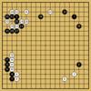Master対AlphaGoZeroの棋譜19