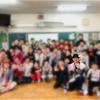 【神レベルのリリック!!】八広小学校で出前授業!! 「歴史をラップで学ぼう!」