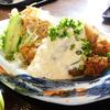 鶏料理専門、食楽々(くらら)のやわらか~いチキン南蛮定食@鹿児島県霧島市