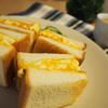 マヨなしで最高にうまい『たまごサンド』レシピ!リッチな朝ごはんを食べよう!