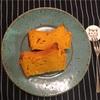カボチャ×クリームチーズ×パウンドケーキ