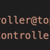 VSCode、Laravelのweb.phpでUndefined type 'Route' のエラーメッセージを消す方法を探す記録