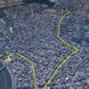#785 2021年オリンピック聖火リレーの詳細ルート発表 中央区はどうなった