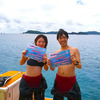 ♪慶良間でアドバンスおめでとうございます♪〜沖縄慶良間少人数専門ダイビングショップ〜