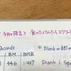 【2日目】PLANK or BEAUTY BELLY or SQUAT【プランクチャレンジあと43日】