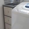 洗面室収納の引き出しも、地味~に収納改善