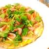 生桜海老の卵とじ
