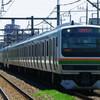 4月29日撮影 高崎線 北上尾駅 その他もろもろ 普通列車と651系1000番台