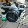 銀塩カメラ(Nikon NewFM2)をオーバーホールに出す。