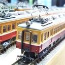 架空の鉄道③京電と①鉄道②観光ブログ♪