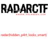 RADARCTF Writeup