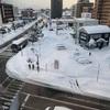 「午前7時の金沢の積雪は74センチ」