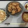 2/7 yuri 鶏肉の竜田揚げ