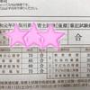 【保育士試験☆筆記試験】結果が届く