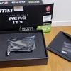 MSI RTX2060 AERO ITX を開封&実機レビュー