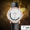 ジラール・ぺルゴの1966シリーズWW.TCグリニッジ標準時の腕時計