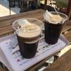 東秩父のアイスコーヒー