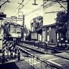 京阪電車 膳所駅